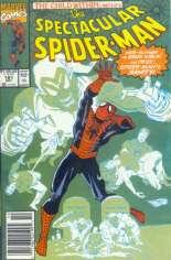 Spectacular Spider-Man (1976-1998) #181 Variant A: Newsstand Edition