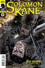 Solomon Kane: Red Shadows #4 Variant A