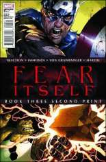 Fear Itself (2011-2012) #3 Variant D: 2nd Printing