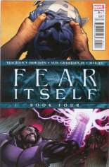 Fear Itself (2011-2012) #4 Variant A