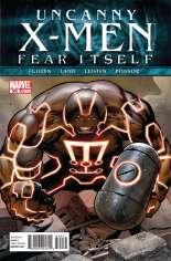 Uncanny X-Men (1963-2011) #540 Variant B: Direct Edition