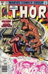Thor (1966-1996) #293 Variant A: Newsstand Edition