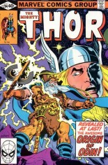 Thor (1966-1996) #294 Variant B: Direct Edition