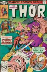 Thor (1966-1996) #295 Variant B: Direct Edition