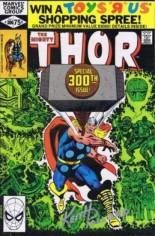 Thor (1966-1996) #300 Variant B: Direct Edition