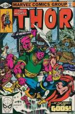 Thor (1966-1996) #301 Variant B: Direct Edition