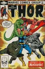 Thor (1966-1996) #321 Variant B: Direct Edition