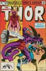 Thor (1966-1996) #325 Variant B: Direct Edition