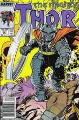 Thor (1966-1996) #381 Variant A: Newsstand Edition
