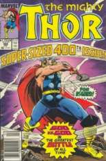 Thor (1966-1996) #400 Variant A: Newsstand Edition