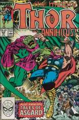 Thor (1966-1996) #405 Variant B: Direct Edition
