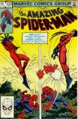 Amazing Spider-Man (1963-1998) #233 Variant B: Direct Edition