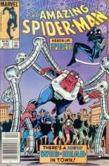 Amazing Spider-Man (1963-1998) #263 Variant A: Newsstand Edition