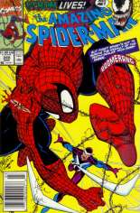 Amazing Spider-Man (1963-1998) #345 Variant A: Newsstand Edition