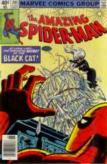 Amazing Spider-Man (1963-1998) #205 Variant A: Newsstand Edition