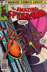 Amazing Spider-Man (1963-1998) #213 Variant A: Newsstand Edition