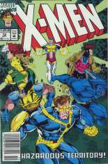 X-Men (1991-2001, 2004-2008) #13 Variant A: Newsstand Edition