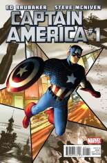Captain America (2011-2012) #1 Variant A