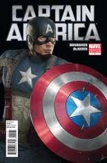 Captain America (2011-2012) #1 Variant C