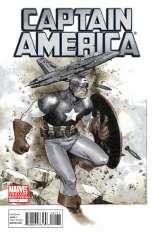 Captain America (2011-2012) #1 Variant E: 1:20 Variant