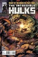 Incredible Hulks (2010-2011) #632 Variant A