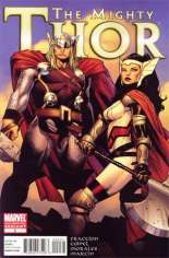 Mighty Thor (2011-2012) #2 Variant C: 2nd Printing