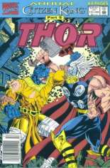 Thor (1966-1996) #Annual 17 Variant A: Newsstand Edition