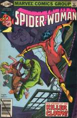 Spider-Woman (1978-1983) #22 Variant B: Direct Edition