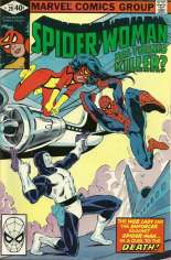 Spider-Woman (1978-1983) #29 Variant B: Direct Edition