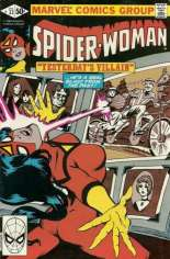 Spider-Woman (1978-1983) #33 Variant B: Direct Edition