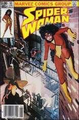 Spider-Woman (1978-1983) #50 Variant A: Newsstand Edition