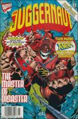 Juggernaut (1997) #1 Variant A: Newsstand Edition