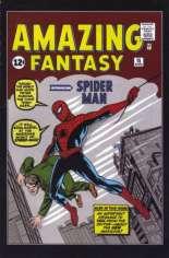 Amazing Fantasy (1962, 1995-1996) #15 Variant E: Mini-Comic Reprint Packaged w/ Authentics Die-Cast Car