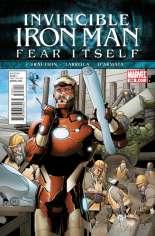 Invincible Iron Man (2008-2012) #506