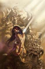Red Sonja: Revenge of the Gods #5 Variant B: Virgin Cover