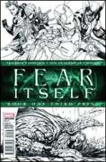 Fear Itself (2011-2012) #1 Variant H: 3rd Printing