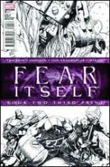Fear Itself (2011-2012) #2 Variant E: 3rd Printing