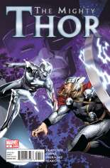 Mighty Thor (2011-2012) #4 Variant A