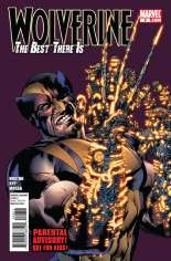Wolverine: The Best There Is (2011-2012) #8