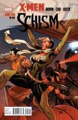 X-Men: Schism (2011) #2 Variant A