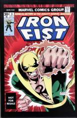 Iron Fist (1975-1977) #8 Variant B: Marvel Legends Series XII Reprint Packaged w/ Iron Fist