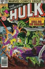 Incredible Hulk (1968-1999) #236 Variant A: Newsstand Edition