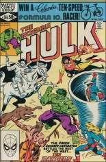 Incredible Hulk (1968-1999) #265 Variant B: Direct Edition