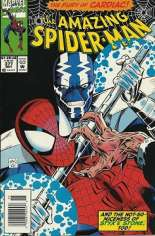 Amazing Spider-Man (1963-1998) #377 Variant A: Newsstand Edition