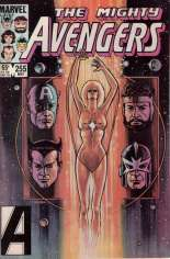 Avengers (1963-1996) #255 Variant B: Direct Edition