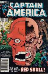 Captain America (1968-1996) #298 Variant A: Newsstand Edition