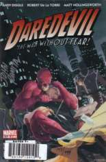 Daredevil (1998-2011) #501 Variant D: DF Signed Edition; Signed by John Romita, Sr.; Limited to 999 Copies w/ COA