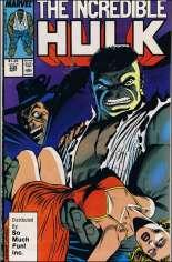 Incredible Hulk (1968-1999) #335 Variant C: 2nd Printing; So Much Fun Edition