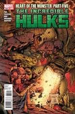 Incredible Hulks (2010-2011) #634