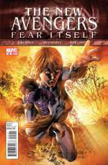 New Avengers (2010-2013) #15